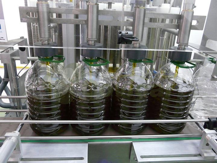 Aceites de oliva virgen extra de la zona