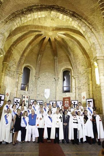 0 Foto de familia de las diferentes ordenes participantes en el acto