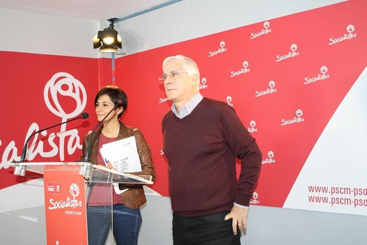 IMAGEN DE ISABEL RODRIGUEZ Y JOSE MARIA BARREDA