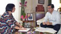 La diputación contribuirá a la reforma del salón de usos múltiples de Guadalmez