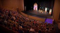Más de 300 escolares disfrutan de la representación 'Quiero ser el Quijote' en Argamasilla de Alba
