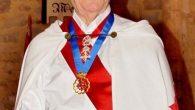 Aldea del Rey está de luto tras conocerse la muerte de Ramón Ramírez de Verger, responsable de la Orden de Caballeros y Damas del Sacro-convento