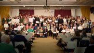 El Centro de Día de Mayores clausuró los cursos y talleres de Argamasilla de Alba