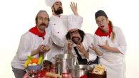 El irónico humor de Yllana llega este jueves a Valdepeñas con 'Chefs'