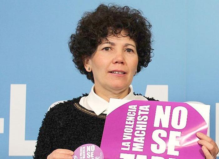 Carmen Pimienta, directora del Instituto de la Mujer en la provincia de Ciudad Real