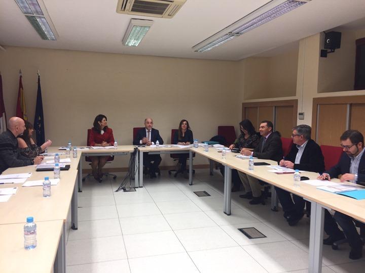 Reunión Comisión Plan Extraordinario