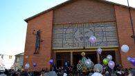 Devoción y pólvora volvieron a protagonizar con intensidad la procesión de Las Paces en honor a Virgen de la Paz en Villarta de San Juan