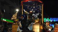 Los Reyes Magos repartirán este año más de 1.850 kilos de caramelos durante la cabalgata de Valdepeñas