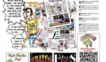 The Crazy Times nº 33 el periódico de algunas noticias ya está en la calle