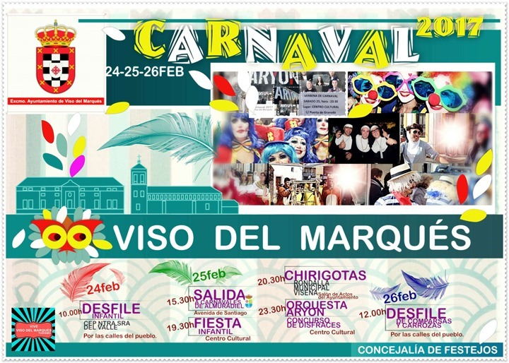VISO_Cartel Carnaval 2017