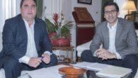 El alcalde de Carrizosa se reune con el presidente de la Diputación y se marca como prioridad la construcción de un centro de día