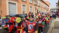 Los escolares de Miguelturra celebran el inicio del carnaval