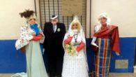 Los irreverentes Judas de Granátula de Calatrava abrieron ayer el Carnaval en esta localidad