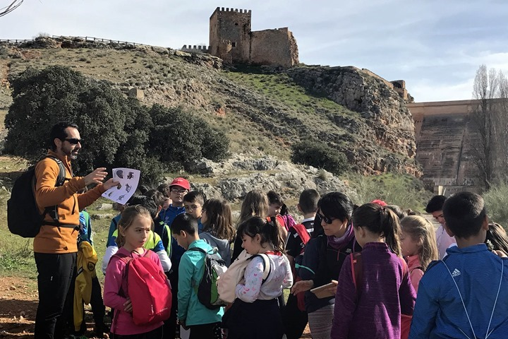 20170323_Visita escolares al Castillo02_AdeAlba
