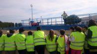 450 escolares de Ciudad Real visitan la Estación de Tratamiento de Agua Potable de la Mancomunidad de Servicios del Gasset