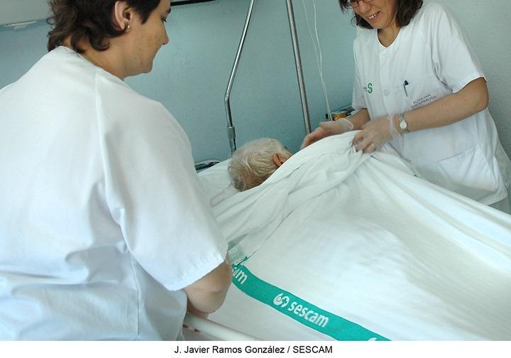 FOTONOTASANIDAD. Prevención delirium quirúrgico Hospital Guadalajara