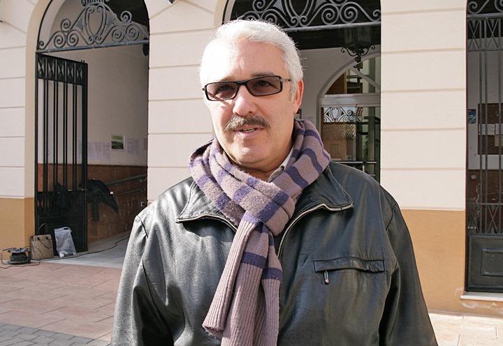Jesús González, concejal de Empleo