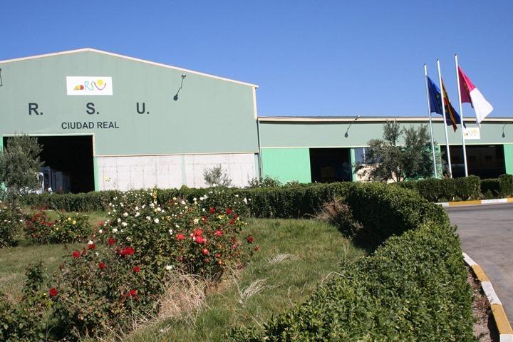 RSU Centro de Tratamiento Planta Almagro