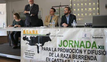 Brazatortas ha centrado hoy el interés nacional de los ganaderos de raza berrenda con la asistencia de profesionales de varias autonomías