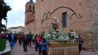 Concurrido inicio de los actos en honor a la Patrona de Granátula de Calatrava, la Virgen de Oreto y Zuqueca