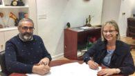 El Ayuntamiento de Villanueva de los Infantes renueva el convenio de colaboración con la Asociación Defensora de Animales 'Actüa'