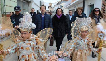 El Gobierno de García-Page emite informe favorable previo para la declaración de Interés Turístico Nacional del carnaval de Herencia