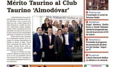 El periódico de la provincia de Ciudad Real, Oretania 308, ya está en la calle