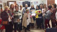 El PSOE de Almadén reconoce a la Asociación de Mujeres Progresistas