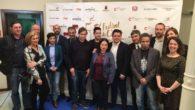 El viceconsejero de Cultura ha asistido a la inauguración del 8º Festival de Cine de Castilla-La Manha
