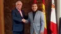 Gobierno de Castilla-La Mancha y Ayuntamiento de Almadén trabajan de forma conjunta para constituir la agrupación de Protección Civil