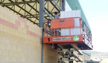 La buena gestión económica permite al Ayuntamiento de Brazatortas ejecutar proyectos como el cerramiento y nuevas dotaciones para la pista cubierta