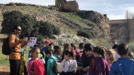 Los escolares de Argamasilla de Alba profundizan en sus conocimientos sobre castillo de Peñarroya y su entorno