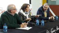 Macarena Gallego ofreció en la sede-museo del Club Taurino 'Almodóvar' una charla magistral sobre la crianza del toro