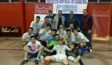 Navas de Estena se alza con la Copa Diputación de Fútbol Sala de la zona Montes Norte