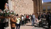 San José procesionó en Almodóvar del Campo en una primavera anticipada