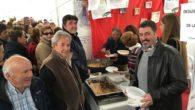 Trescientas raciones de migas ha ofrecido hoy Villamayor como municipio invitado en la feria ganadera de Almodóvar del Campo