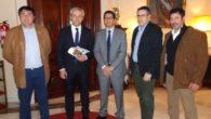 Villamayor de calatrava pide apoyo a la Diputación para que sus fiestas de mayo sean declaradas de interés turístico nacional