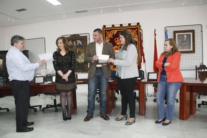 0 Imagen de archivo de la entrega de premios de la pasada edición