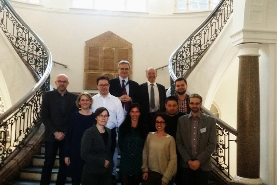 Grupo Europeo Derecho Trabajo
