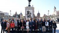 Argamasilla de Alba firma en Alcalá de Henares el decálogo fundacional de la Red de Ciudades Cervantinas