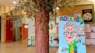 Brazatortas se suma al centenario de Gloria Fuertes de la mano del CEIP 'Cervantes', cuya Semana Cultural gira en torno a la escritora