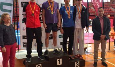 El alumno de la UCLM Daniel García Corroto, bronce en el Campeonato de España de taekwondo
