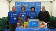 El Banco de Alimentos recauda 200 kilos de comida y 1.200 euros en la XV Feria del Stock de Ciudad Real