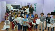 Más de una veintena de niños participan en la Master Music de la escuela de música y baile 'Ciudad de Puertollano'