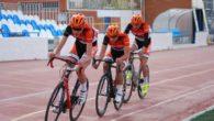 Selección de Castilla-La Mancha para el Campeonato de España de Pista junior, cadete y ciclismo adaptado en Tafalla