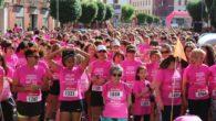 2.000 mujeres tiñeron de rosa Alcázar de San Juan en la III edición de la Carrera de la Mujer
