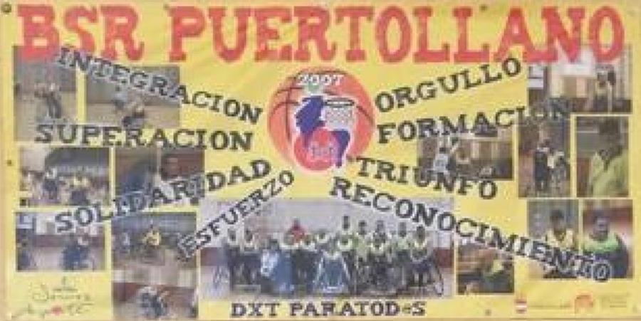 BSR Puertollano Cartel