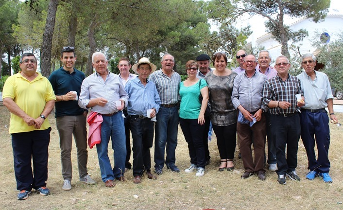 Carmen Olmedo festividad San Isidro 1