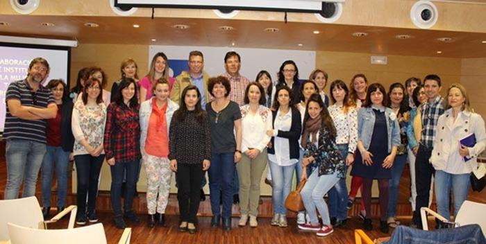 Carmen Pimienta - Jornada Instituto de la Mujer