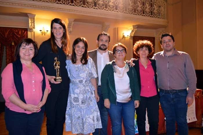 Ruth Beitia inaugura en Ciudad Real las II Jornadas Mujer y Deporte